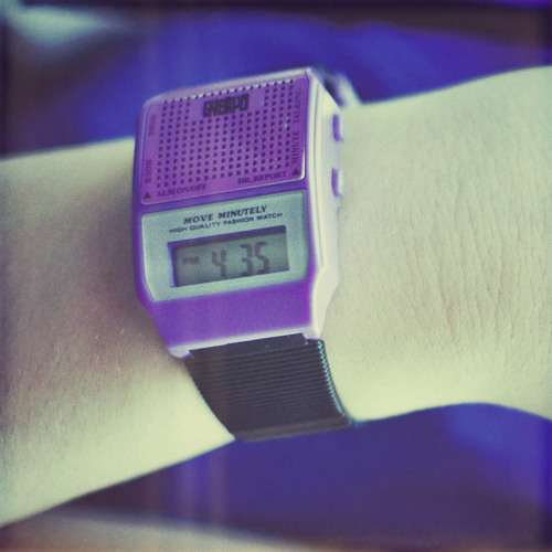 My New Wristwatch